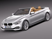BMW 4 convertible F33 2014