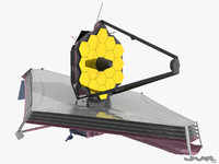 James Webb Spacial Telescope