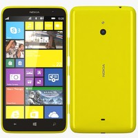 3ds nokia lumia 1320 yellow