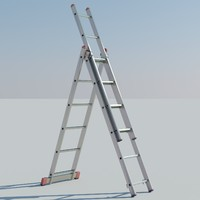 ladder obj