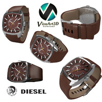 Men's Diesel Watch 4