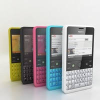 nokia asha 210 colour max