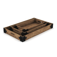 wood wooden tray max