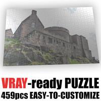 Puzzle (459 pieces)