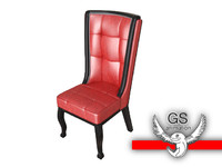chair sophisticated 3d max