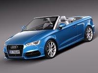 3ds 2014 cabrio sport