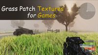 Grass Patch Textures