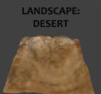 maya desert landscape land