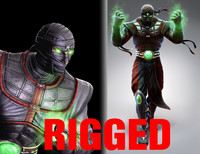Ermac from MK