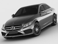 Mercedes C Class 2014 AMG line