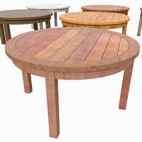 3d wood model