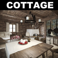 cottage interior max