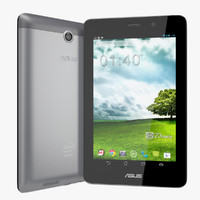 asus fonepad 3d model