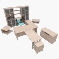 office furniture 3d max