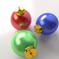 maya christmas ball