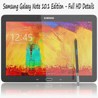 3d model samsung galaxy note 10