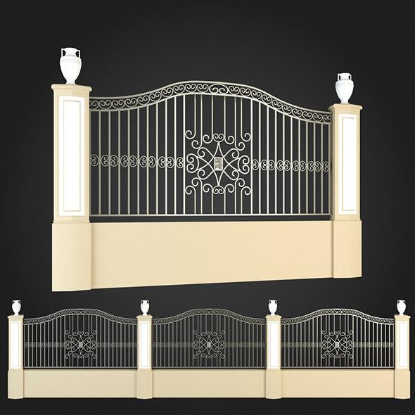 Fence 008
