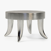 baker tusk table 3d max