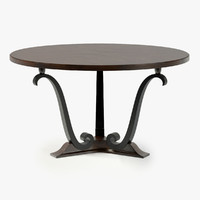 christopher navour table 3d max