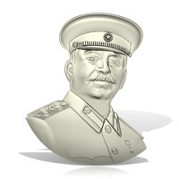 barilef stalin 3d model