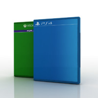 PS4 & Xbox One Game Case