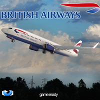British Airways B 737-800