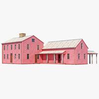 3d house 2 model