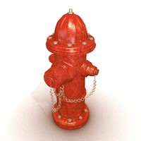 hydrant 3d fbx