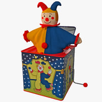 Jack In The Box Toy