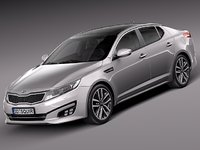 Kia Optima 2014 Sport Package