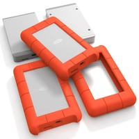 3d model lacie rugged usb3 thunderbolt™