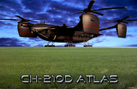 free max mode battle cruiser ch-210d atlas