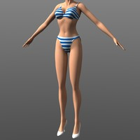 3ds max - clothing