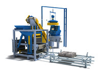 3d model production line