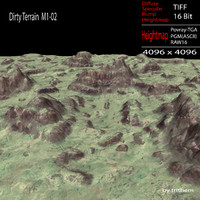 3d dirty terrain m1-02