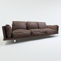 3ds max sofa design