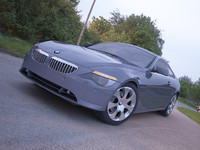 bmw 6 series 3d 3ds
