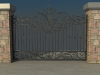 3ds max gate vol4