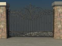 3d gate vol4 model
