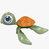 lightwave cartoon turtle