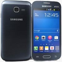 Samsung Galaxy Star Pro S7260 Black