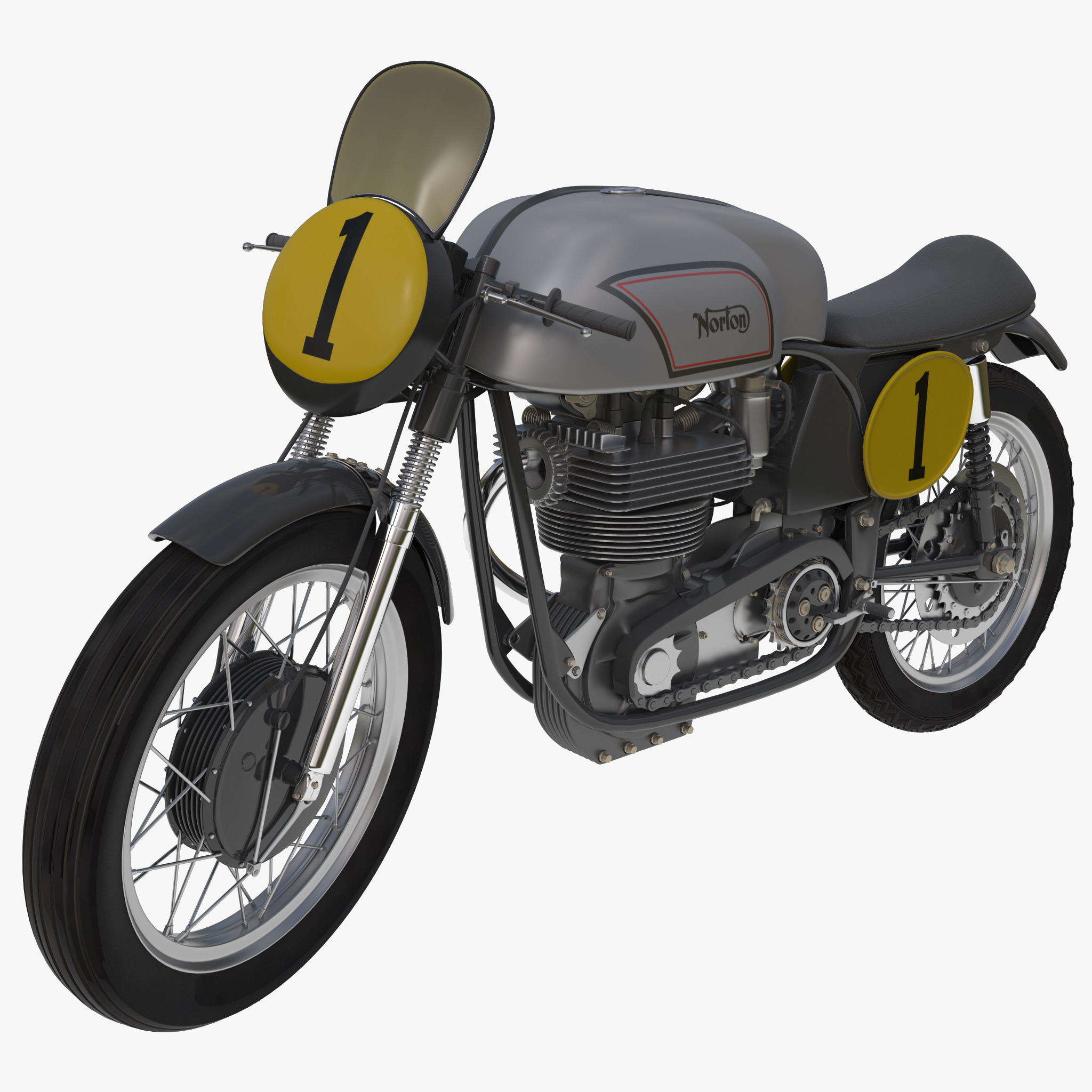Road Racing Motorcycle Norton Manx Rigged_1.jpg