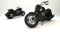 obj harley-davidson night rod special