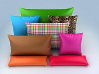 3d pillow set vol1