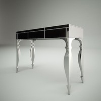 dv home console table
