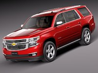 3d 2014 2015 suv chevrolet model