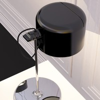 3d coupe lamp