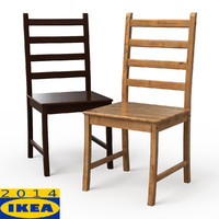 3d max kaustby dining chair