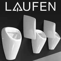 laufen caprino public 3d model