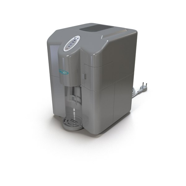 3d Model Portable Ice Maker